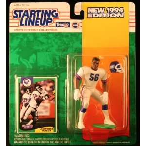 LAWRENCE TAYLOR / NEW YORK GIANTS 1994 NFL Starting Lineup
