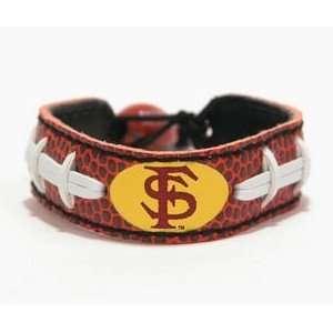 Florida State Seminoles FSU NCAA Classic Football Bracelet