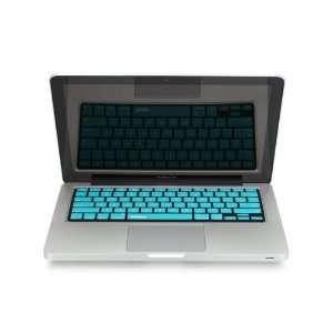 Osaka ® SOFTKEYS series Aqua Blue Keyboard Skin / Cover for 13 A1278