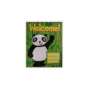 Teachers Friend 978 0 545 11908 5 Panda Welcome Chart