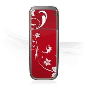 Design Skins for Nokia 2610   Christmas Heart Design Folie
