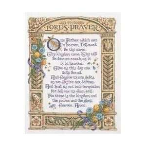 The Lords Prayer, Cross Stitch from Sandy Orton Arts, Crafts & Sewing