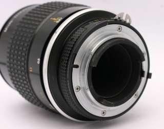Nikon Micro Nikkor 105mm F/4 105/4 105mm 14 Lens For Nikon AI Lens