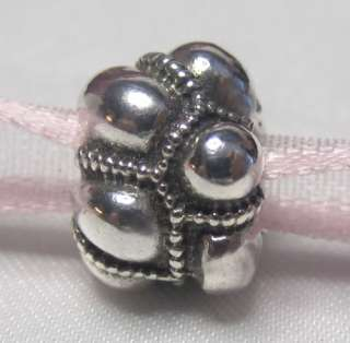 AUTHENTIC PANDORA STERLING SILVER JOURNEY CHARM #790401