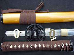 40.2 Chinese TaiChi Bat Sword Concave Blade Full Tang