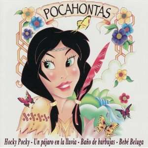 Pocahontas: Los Cuentos de la Abuela: Music