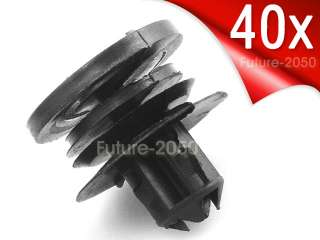 98 on VW Jetta Golf Golf IV Beetle door panel clips 40x 3B0 868 243