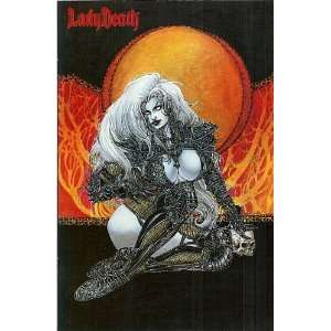 Lady Death Re Imagined #1 Cardstock Premium Edition