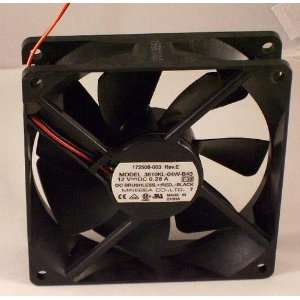 NMB   12VDC 0.28A BRUSHLESS FAN