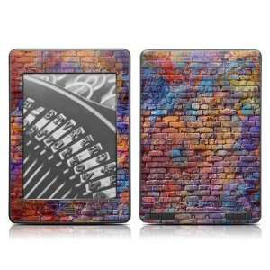 Painted Brick Design Protective Decal Skin Sticker for
