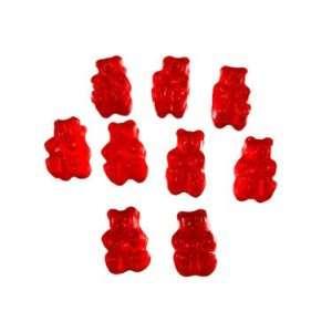 Gummi Bears   Raspberry, 5 lbs Grocery & Gourmet Food