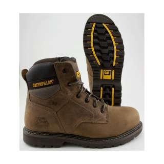 CAT (CATERPILLAR) GUNNISON STEEL TOE BOOT (MEDIUM) NIB
