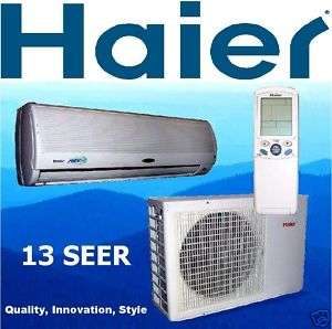 Haier 2 Ton Mini Split Air Conditioner Heat Pump A/C