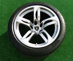 CONDITION OEM Lamborghini LP640 Murcielago HERMERA Wheels Tires