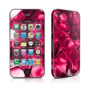 Pink Splatter Design Protective Skin Decal Sticker for