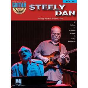 Steely Dan   Guitar Play Along Volume 84   Book and CD Package   TAB