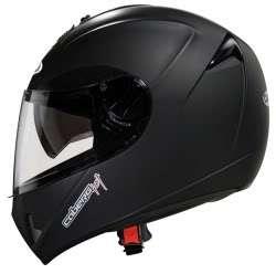 CABERG V2 407 MOTORCYCLE CRASH HELMET MATT BLACK LARGE