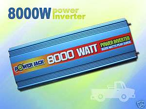 16000w max.8000w power inverter 12vDC/110vAC inverter