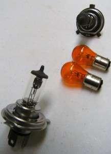 Ford Car & Truck Quartz Halogen Reflector Kit w/ Signal