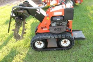 POWERHOUSE PRODIGY WITH ATTACHMENTS DINGO SKIDSTEER WITH TRAILER