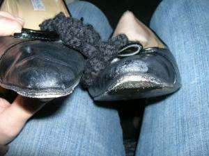 ISAAC MIZRAHI $220 black high heel shoes leather 10B