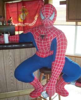 Life Size Spiderman Movie Hero Store Display DC Comic Book TV