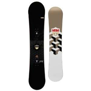 Head Mens Matrix Xl Snowboard   Black 155
