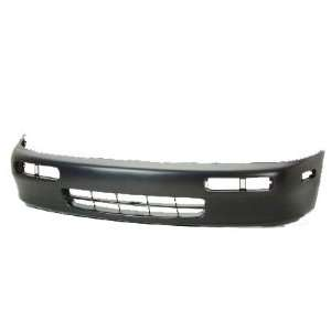 TKY MZ04035BA MT5 Mazda Protege Primed Black Replacement Front Bumper