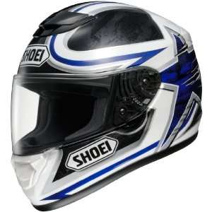 Shoei Qwest Ethereal Full Face Motorcycle Helmet TC 2 Blue