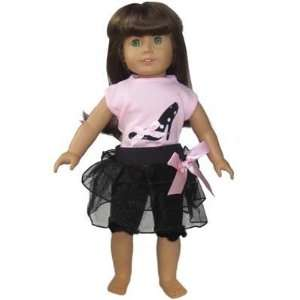 com AnnLoren High Heels Outfit Fits American Girl Doll Toys & Games