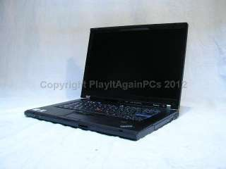 IBM ThinkPad T61 6457 4UU Laptop Notebook PC Computer Intel Core 2 Duo