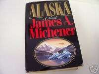 LIMITED EDITION ALASKA by JAMES MICHENER FINE COND.