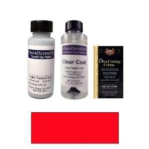 2 Oz. Hot Rod Red Paint Bottle Kit for 1990 RAL All Models