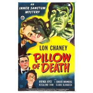 Pillow of Death Poster Movie B 27 x 40 Inches   69cm x
