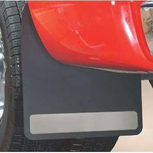 Liners 54001 Husky Chevy Silverado Stainless Steel Series Mud Flaps