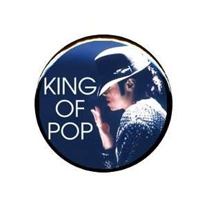 1 Michael Jackson King of Pop Button/Pin Everything