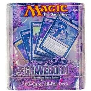 Magic the Gathering Premium Deck Series Graveborn Toys