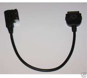 Audi AMI iPod iPhone Integration Cable 4FO 051 510K