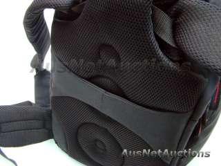 PADDED BACKPACK BAG CARRY CASE RUCKSACK BACK PACK for DSLR CAMERA