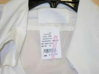 NWT MAISON MARTIN MARGIELA Extended Collar Shirt 42