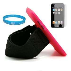 Protective Silicone Skin Cover Case with Anti Slip Grip for iPod Touch