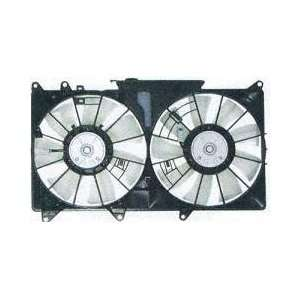IS300 is 300 RADIATOR FAN SHROUD ASSEMBLY (2001 01 2002 02 2003 03