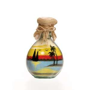 Island Glass Sand bottles   Glass Crafts & Sand Art