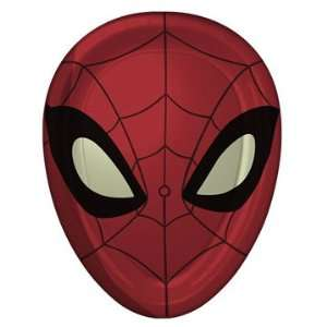 Spectacular Spider Man Dinner Plates Toys & Games