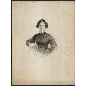 Mrs James Queen,Fuller,family,lithographs,portraits,Max