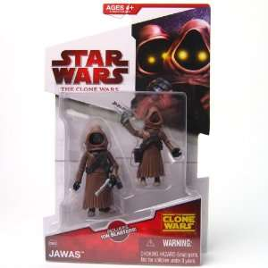 Jawas CW08 Star Wars The Clone Wars Action Figure Toys