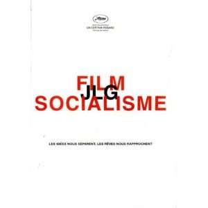 Socialism by Jean luc Godard 2010 Cannes Film Festival Pressbook with