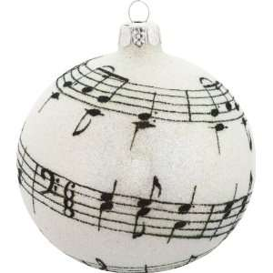 Ornament, 276 Silent Night 4.5 Ball with Music