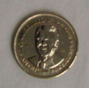 Ronald Reagan 1984 Double Eagle Commemorative Coin