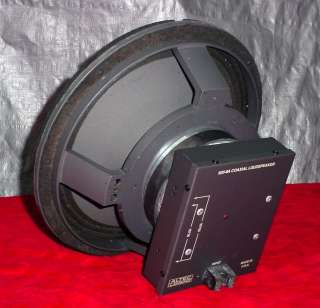 Altec Lancing Vintage 12 Coaxial Loudspeaker 920 8A ~ Great Item